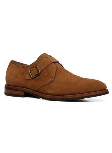 Aldo Süet Klasik Ayakkabı Taba